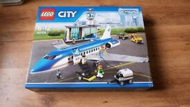 Lego City 60104 & 60101