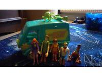 Scooby Doo Mystery Machine Playset