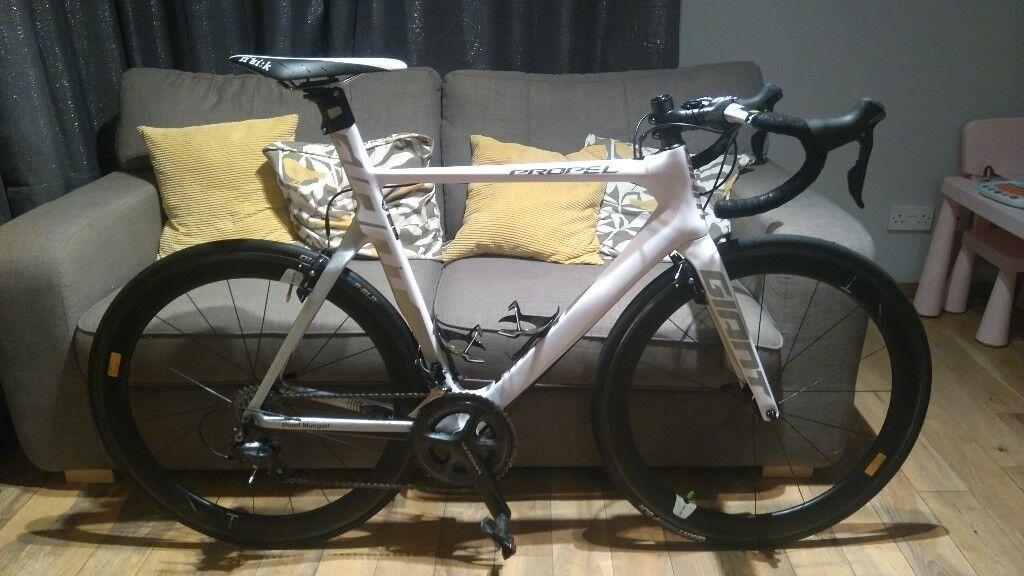 Giant Propel Advanced SL Aero Road Bike | in Bathgate, West Lothian |  Gumtree