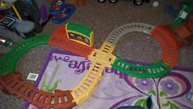 Thomas the tank engine track