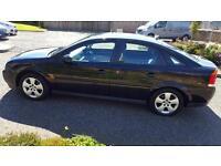 VAUXHALL VECTRA 1.8i Club **1 Yrs Mot** A Very Nice Clean Car (black) 2005