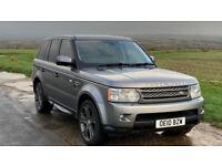 Land Rover, RANGE ROVER SPORT, Estate, 2010, Other, 3630 (cc), 5 doors