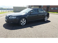 Audi A6 Quattro S-Line Diesel Auto with Tiptronic 4x4 Full Leather Bluetooth