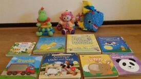 Baby books/ toys
