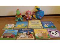 Baby books/ toys