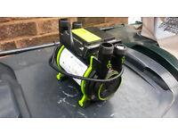 salamander shower pump £40