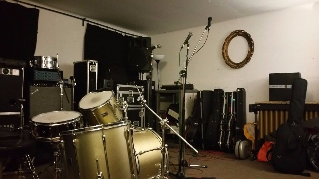 Miraculous Live And Work Rehearsal Music Production Room For Monthly Hire Largest Home Design Picture Inspirations Pitcheantrous