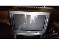 Samsung television with stand excellent condition using from new