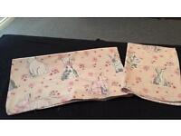 Bunny Toddler Bed set