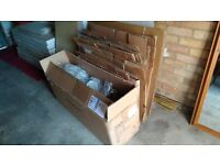 Cardboard Boxes & Packaging - Ideal for house move