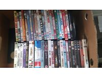 45 Dvd's - Films AND box sets House Clearance