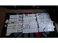 20 genuine apple keyboards