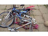 Bikes spares or repairs