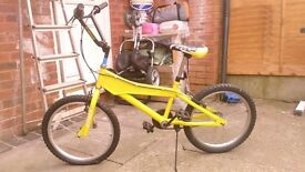 BMX, Mountain Bike For Sale