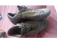 Size 10 Adidas Football boots