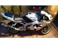 Kawasaki 636cc zx6r 03 20k miles
