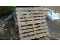 3 x Wooden Pallets (free)
