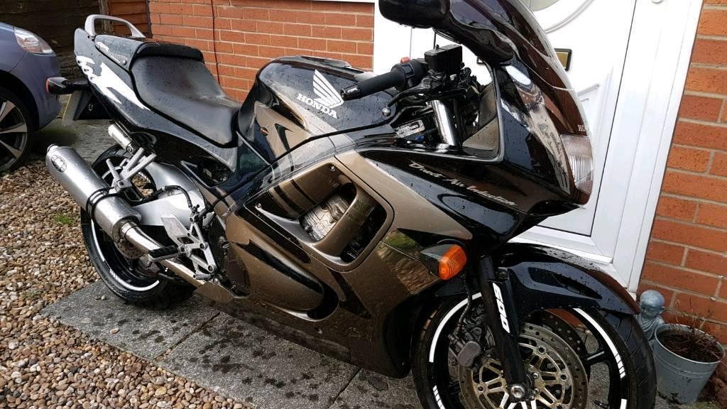 Honda CBR 600 FW R Reg