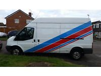 Ford transit 115 T350L 2.2 diesel 12 months mot supprb conditions part service history