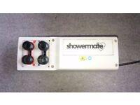 Showermate power shower pump, very good working order.