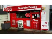 Bargain Booze & Post Office