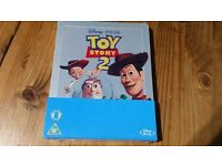 Toy Story 2 Blu-ray Steelbook Brand new and sealed.