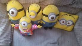 Minion teddies