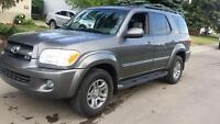 2005 Toyota Sequoia Limited AWD 4.7L