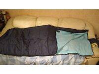 sleeping bag with carring bag