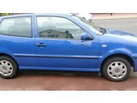 vw polo E 1.0 petrol,good condition,ideal first car