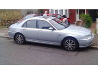 Rover 75 2.0v6 automatic 2001