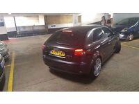Audi A3 S-LINE swaps