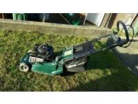 Atco Admiral 16s self-drive lawnmower