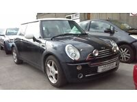 FOR BREAKING 2005 MINI COOPERS CHOICE OF 3