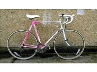 "Raleigh Mercury Road bike 25"" frame in mint condition racer retro mens or womans"