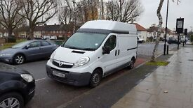 High Roof Vauxhall Vivaro 2007 in excelent condition