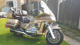 1985 HONDA GOLDWING GL1200 LIMITED EDITION