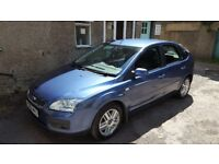 Ford Focus GHIA, 1.6, 108700 miles, MOT end Oct, Ampthill