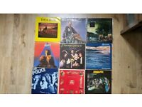 Vinyl Albums.