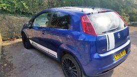 2007 Fiat Grande Punto 1.4, New clutch 23/12/2016, mot 1st November 2017. Excellent runner.