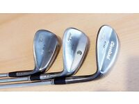ULTIMATE SET OF THREE CLEVELAND WEDGES