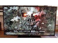 bush 40 inch tv dvd combi freeview