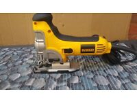 DeWALT DW 333K Jig Saw 240v BRAND NEW