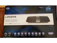 LINKSYS XAC1200 DUAL-BAND WI-FI MODEM ROUTER (DSL)