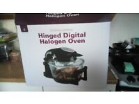 12L DIGITAL HALOGEN OVEN