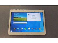 SAMSUNG GALAXY TAB 4 16GB CELLULAR UNLOCKED WITH RECEIPT