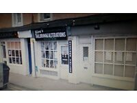 EDINBURGH SHOP TO LET PORTOBELLO HIGH ST £600/MTH