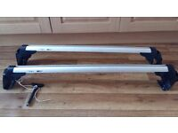 Genuine VW roof rack for Polo 2003-2008