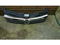 Vauxhall astra front grill