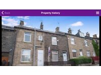 2 Bedroom through terrace house to let BD4